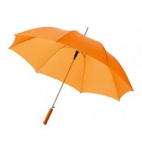 Зонт трость 'Scenic', полуавтомат 23', оранжевый
