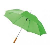 Зонт трость 'Scenic', полуавтомат 23', ярко-зеленый