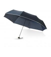 Зонт складной 'Линц', механический 21', темно-синий