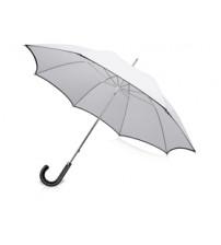Зонт трость 'Ривер', механический 23', белый