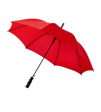 Зонт трость 'Porter', полуавтомат 23', красный