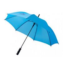 Зонт трость 'Porter', полуавтомат 23', голубой