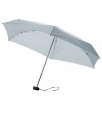 Зонт складной 'Stella', механический 18', серый