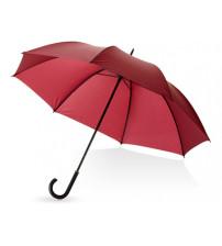 Зонт трость 'Риверсайд', механический 27', бордовый