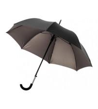 Зонт трость 'Arch' полуавтомат 23', черно-бронзовый