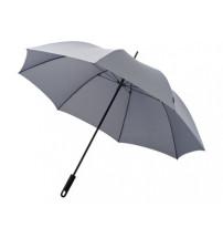 Зонт трость 'Halo', механический 30', серый