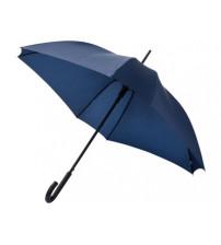 Зонт трость 'Sabino', полуавтомат 23,5', темно-синий