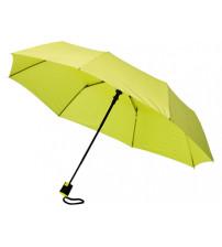 Зонт складной 'Sir', полуавтомат 21', зеленое яблоко