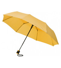 Зонт складной 'Sir', полуавтомат 21', желтый