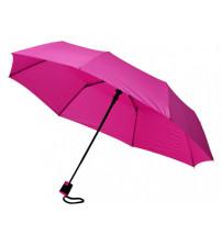 Зонт складной 'Sir', полуавтомат 21', фуксия