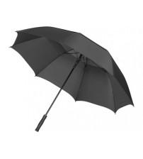 Зонт 30' вентилируемый, черный