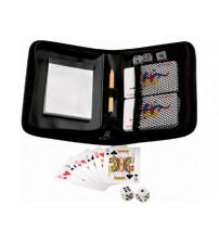 Набор для игры в карты: 2 колоды карт, 5 игральных к