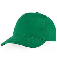 Бейсболка 'Florida' 5-ти панельная, зеленый