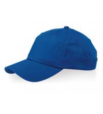 Бейсболка 'Apex' 6-ти панельная, классический синий
