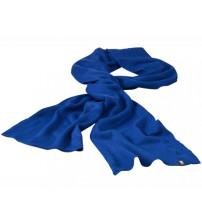 Шарф 'Mark' классический синий