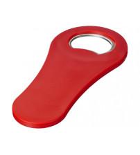 Открывалка 'Rally' с магнитом, красный