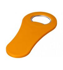 Открывалка 'Rally' с магнитом, оранжевый