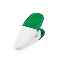 Держатель для бумаги 'Holdz' на магните, зеленый