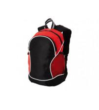 Рюкзак 'Boomerang', черный/красный