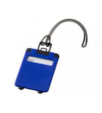 Бирка для багажа 'Taggy', синий