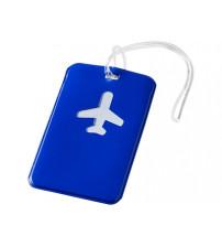 Бирка для багажа 'Voyage', синий