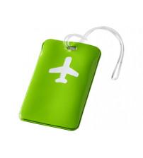Бирка для багажа 'Voyage', зеленое яблоко