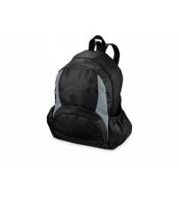 Рюкзак 'Bamm-Bamm', черный/серый