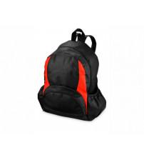 Рюкзак 'Bamm-Bamm', черный/красный
