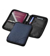 Бумажник для паспорта 'Navigator', синий