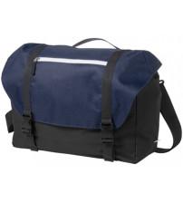 Сумка 'Oakland' для ноутбука 15,6', черный/синий