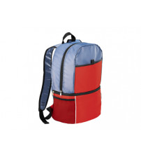 Рюкзак-холодильник 'Sea Isle', красный/голубой