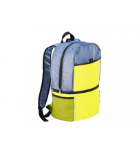 Рюкзак-холодильник 'Sea Isle', лайм/голубой