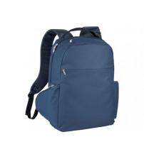 Компактный рюкзак для ноутбука 15,6', темно-синий