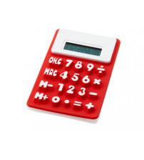 Калькулятор 'Splitz', красный
