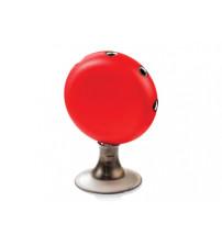 Аудиосплиттер-подставка 'Icona', красный
