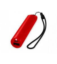 Портативное зарядное устройство 'Beam', 2200 мА/ч, красный