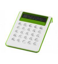 Калькулятор настольный 'Soundz', лайм