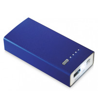 Зарядное устройство 'Farad', 4000 mAh, ярко-синий