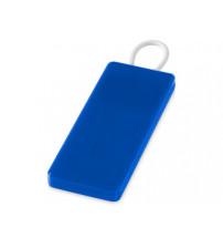 Портативное зарядное устройство 'Current', 1200 mAh, ярко-синий