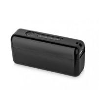 Портативное зарядное устройство 'Bellino' с фонариком, черный