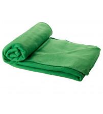 Плед в чехле 'Huggy', зеленый