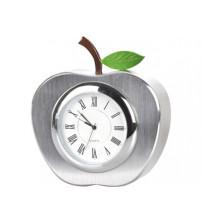 Часы настольные 'Серебряное яблоко'