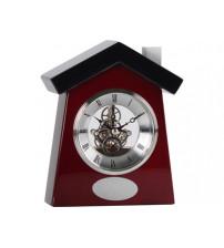 Часы настольные 'Домик'
