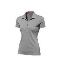 Рубашка поло 'Advantage' женская, серый