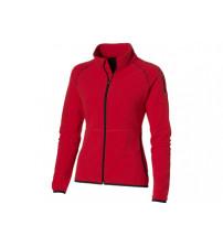 Куртка 'Drop Shot' из микрофлиса женская, красный