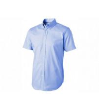 Рубашка 'Manitoba' мужская с коротким рукавом, голубой