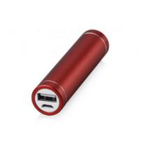 Портативное зарядное устройство 'Олдбери', 2200 mAh, красный