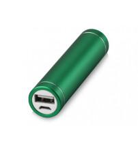 Портативное зарядное устройство 'Олдбери', 2200 mAh, зеленый