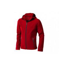 Куртка софтшел 'Langley' мужская, красный