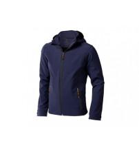 Куртка софтшел 'Langley' мужская, темно-синий